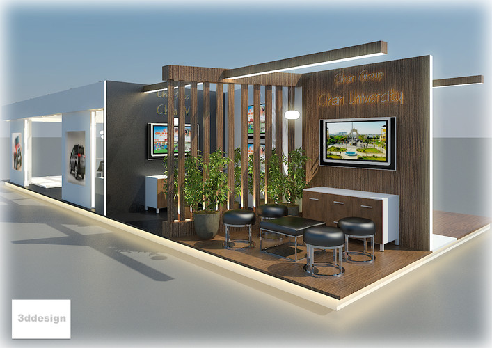 Exhibition Stand 106