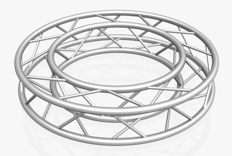 Circle Square Truss (Full diameter 150cm)