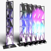 Stage Decor 25 Modular Wall Column