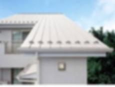ガルバリウム鋼板(屋根)