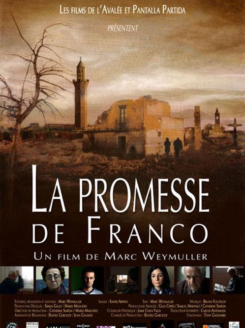 La Promesse de Franco - DVD