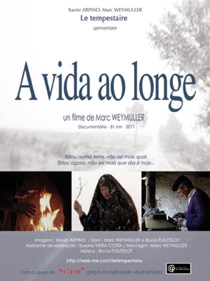 A vida ao longe - DVD