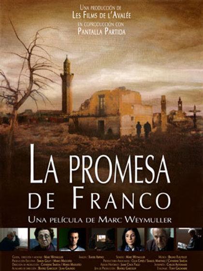 La promesa de Franco - DVD