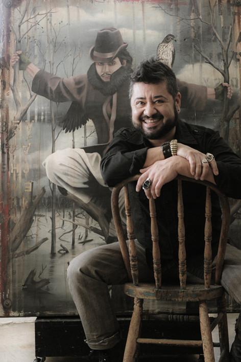 Luis Sanchez, Painter , Los Angeles