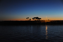 Silhouette, Newport Beach
