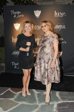 Nina Campbell, Luxe Awards. Beverly Hills