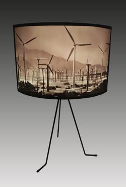 Wind Mill, Palm Spring Desert.