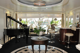 Cruise line private suite