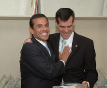 Mayor Villaregosa, and Garcetti