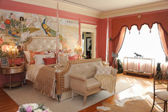 Doheny Mansion Master suite