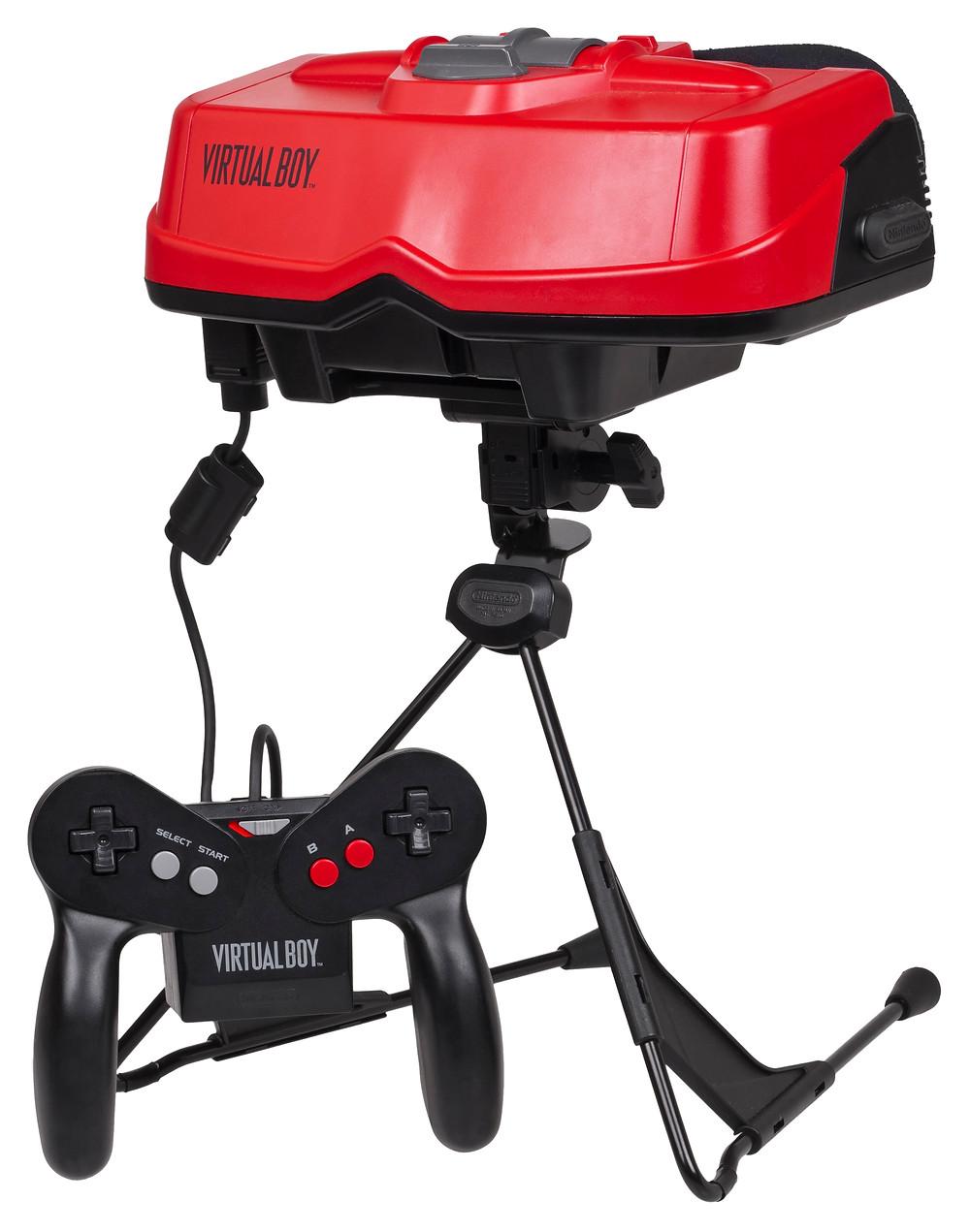 Virtual Boy Promo Image