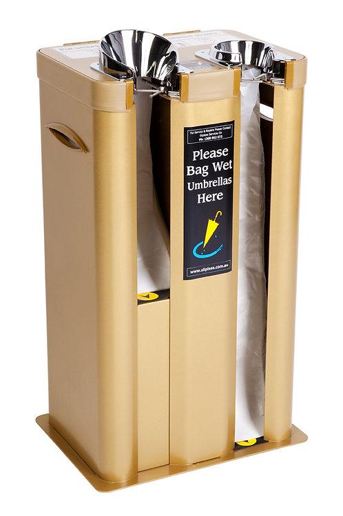 Gold Wet Umbrella Wrapper