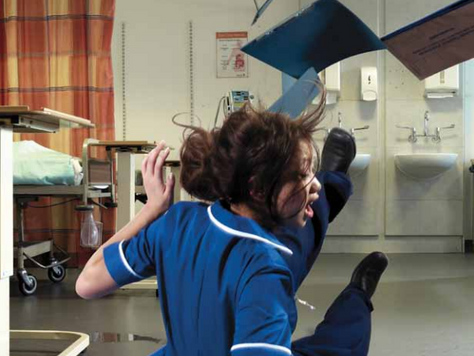 Fall Prevention for Healthcare Workers