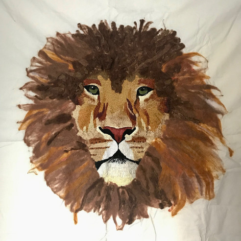 Aslan Embroidery