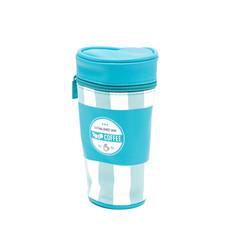 Coffee cup pencil case