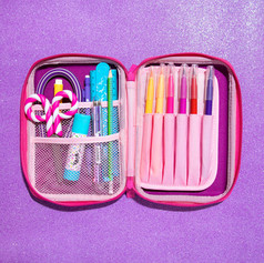 In the pencil case