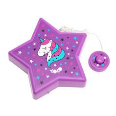 Room door bell unicorn