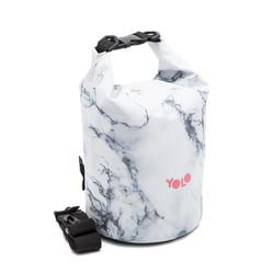 Beach summer bag marble