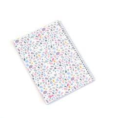 Terrazzo A4 notebook