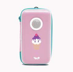 Speaker case ice cream