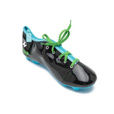 Soccer shoe pencil case