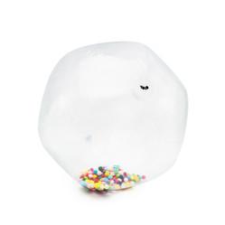 Pompom beach ball