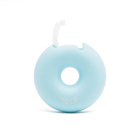 Donut tape holder blue