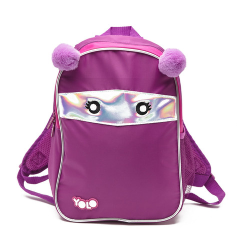 Junior bag hero purple