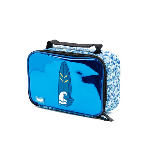Rectangle surf lunch bag