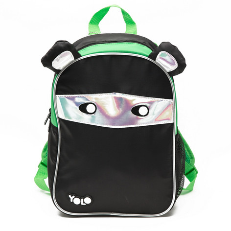 Junior bag hero black