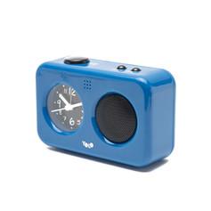 My voice recording clock blue