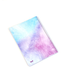 Cosmic A4 notebook