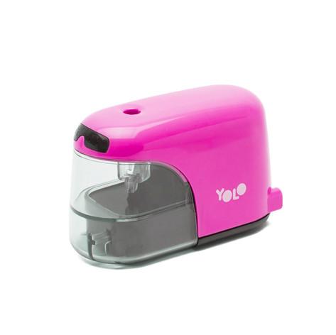 Auto light sharpener pink