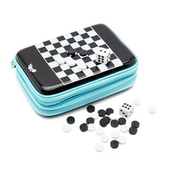 backgammon and checkers EVA