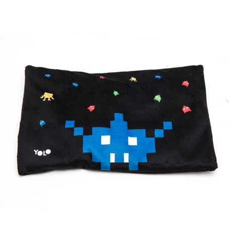 Heat gaming pillow
