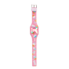 Touch led watch ice cream