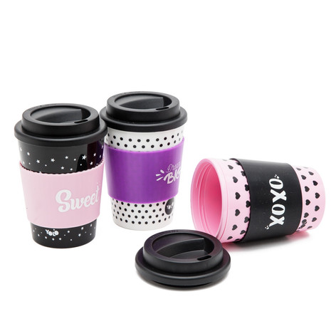 Cups, mugs and other