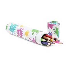 12 colored pencils set