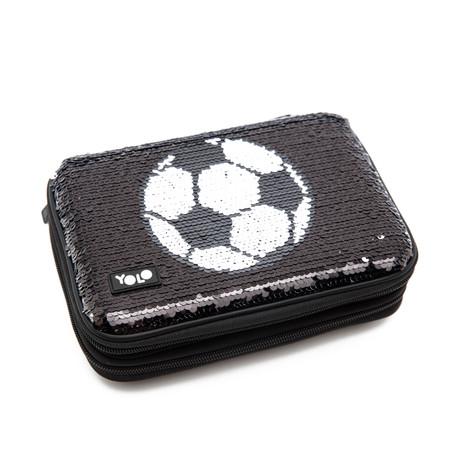 Sequin soccer back EVA