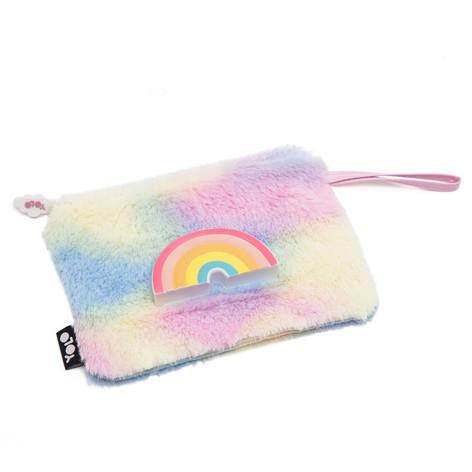 Soft squishy rainbow case