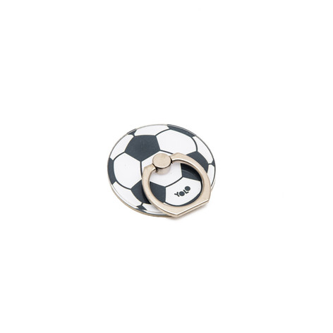 Phone holder ring soccer