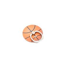 Phone holder ring basketball