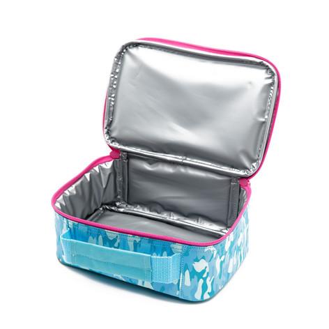 Rectangle inside lunch bag
