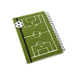 Soccer A5 diary
