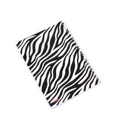 Zebra A4 notebook