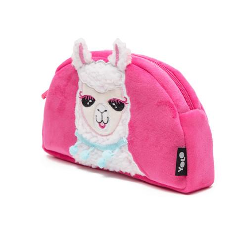Alpaca soft pencil case