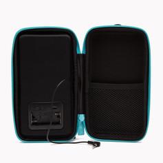 Speaker case inside