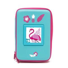 Sliding puzzle flamingo EVA