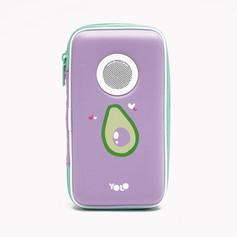 Speaker case avocado