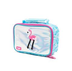 Rectangle flamingo lunch bag